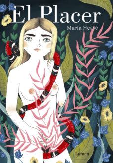 """Portada del llibre """"El placer"""" de Maria Hesse"""