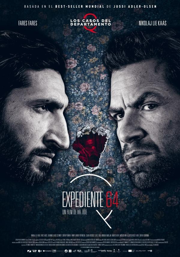 Imatge del cartell de la pel·lícula Expediente 64