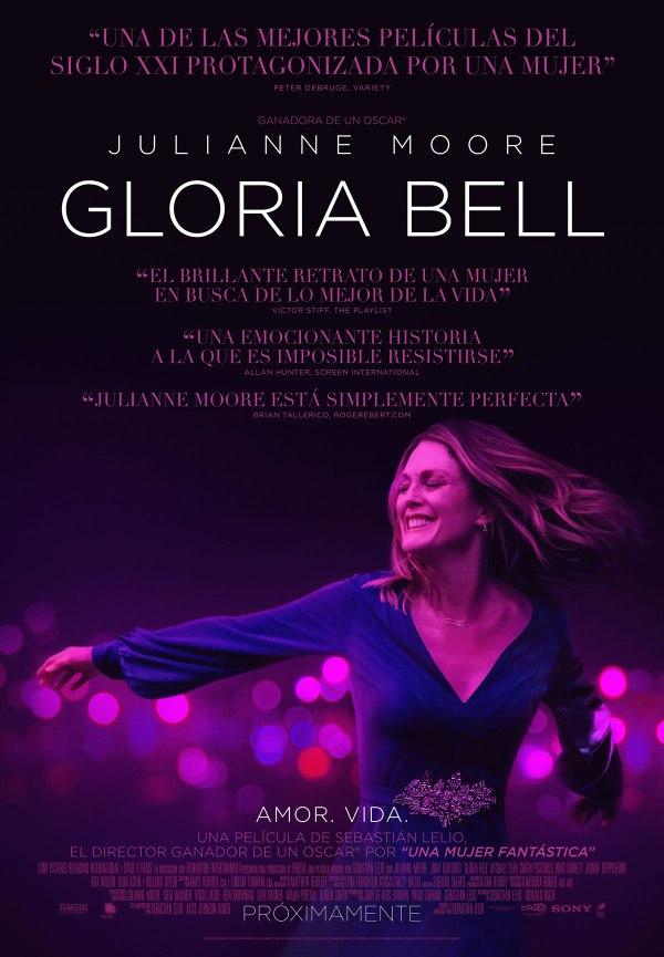 Imatge del cartell de la pel·lícula Gloria Bell