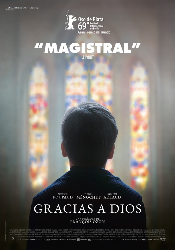 Imatge del cartell de la pel·lícula Gracias a Dios