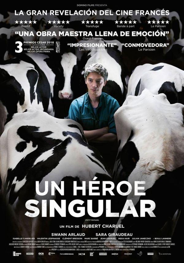 Imatge del cartell de la pel·lícula Un héroe singular