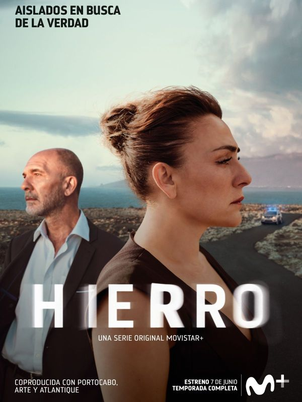 Imatge del cartell de la pel·lícula Hierro