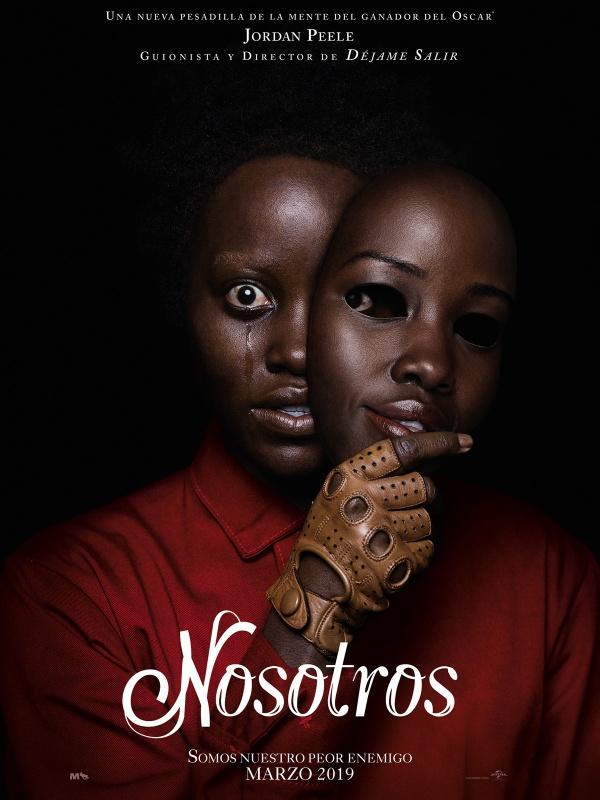 Imatge del cartell de la pel·lícula Nosotros