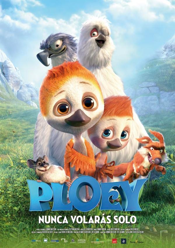 Imatge del cartell de la pel·lícula Ploey