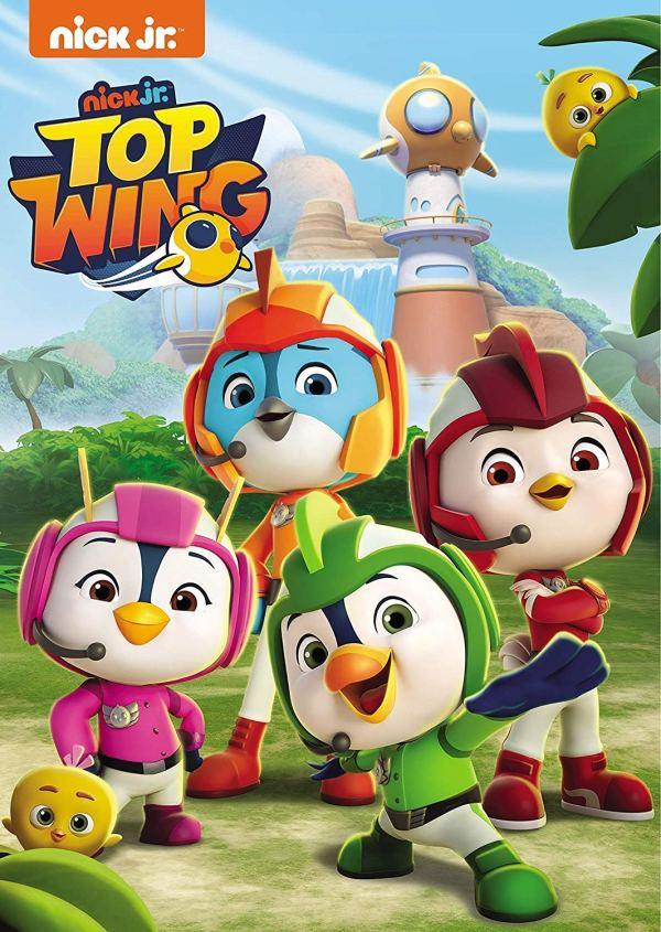 Imatge del cartell de la pel·lícula Top wing