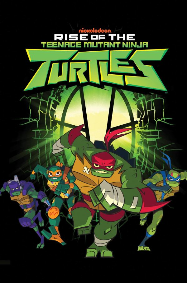Imatge del cartell de la pel·lícula Tortugas ninja