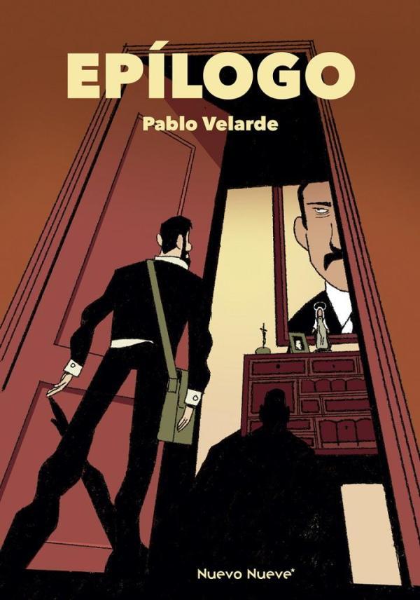 Imatge de la portada del còmic Epílogo