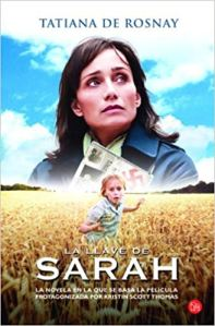 Portada del llibre La Llave de Sarah de Tatiana de Rosnay