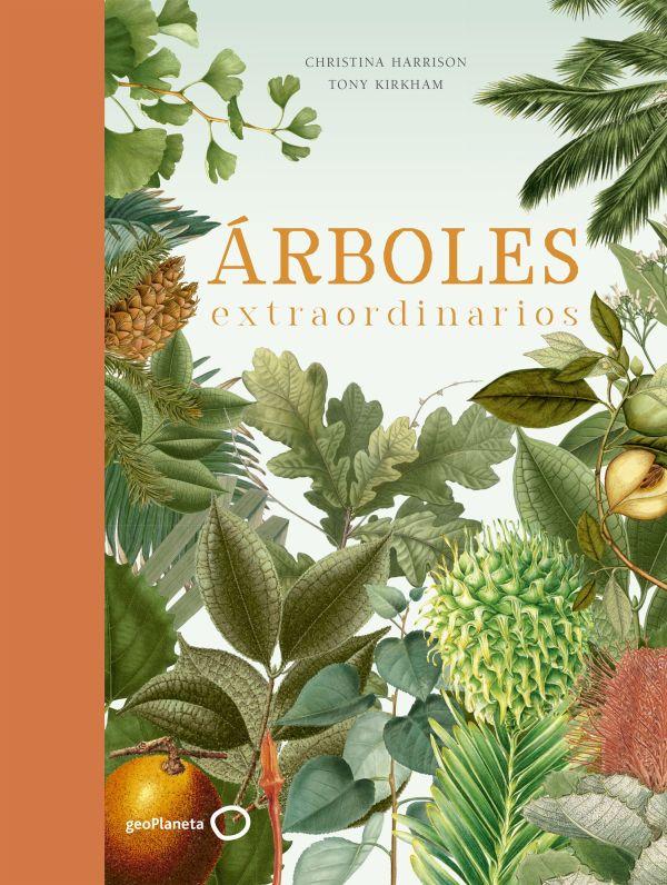 Imatge de la portada del llibre Àrboles extraordinarios