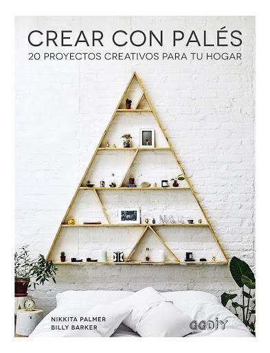 Imatge de la portada del llibre Crear con palés