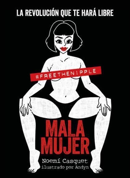Imatge de la portada del llibre Mala mujer
