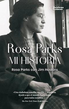 Imatge de la portada del llibre Rosa Parks. Mi historia