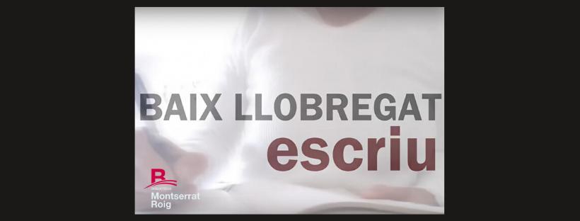 Imatge amb el títol Baix Llobregat escriu