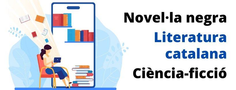 Imatge de l'activitat Clubs de lectura virtuals