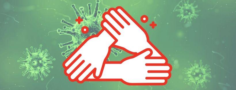 Imatge que il·lustra la notícia sobre innovació i solidaritat en temps de coronavirus