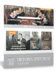 Imatge amb la portada de Historia universal