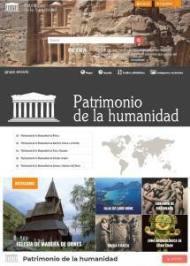 Imatge amb la portada de Patrimonio de la humanidad