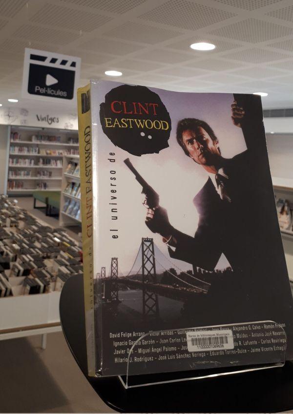 Imatge del llibre Clint Eastwood