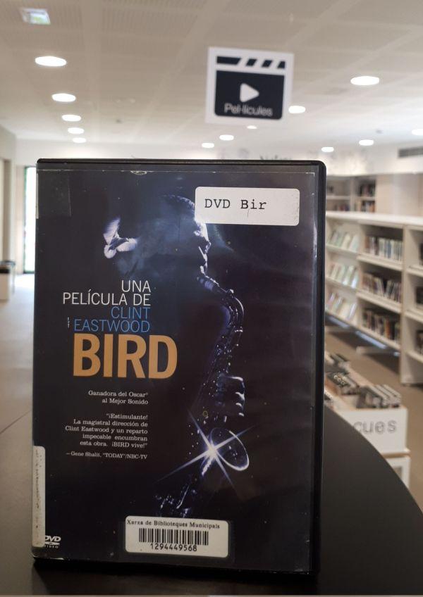 Imatge del DVD de la pel·lícula Bird