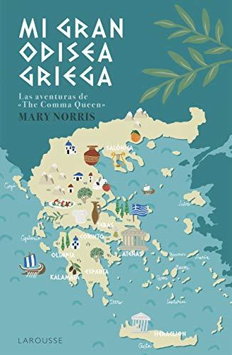 Imatge de la portada del llibre Mi gran odisea griega