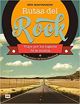 Imatge de la portada del llibre Rutas del Rock