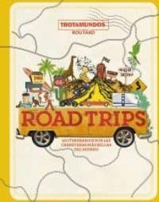 Imatge de la portada del llibre Roadtrips