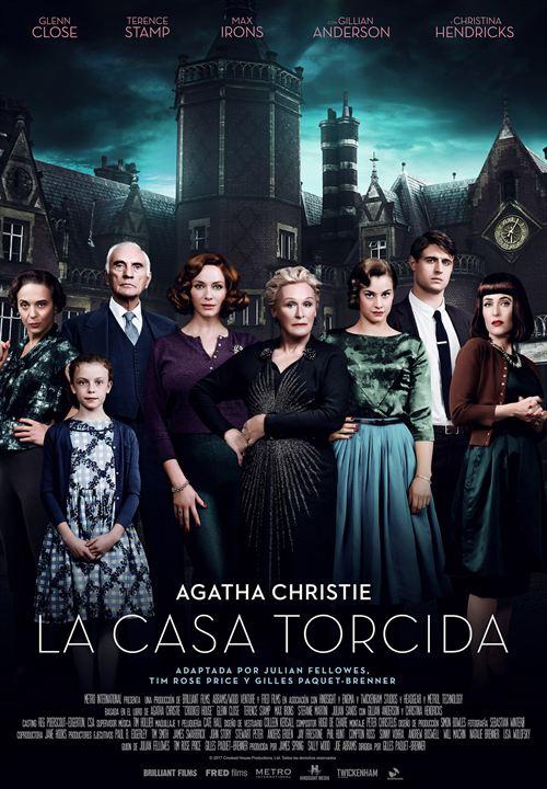 Imatge del cartell de la pel·lícula La casa torcida