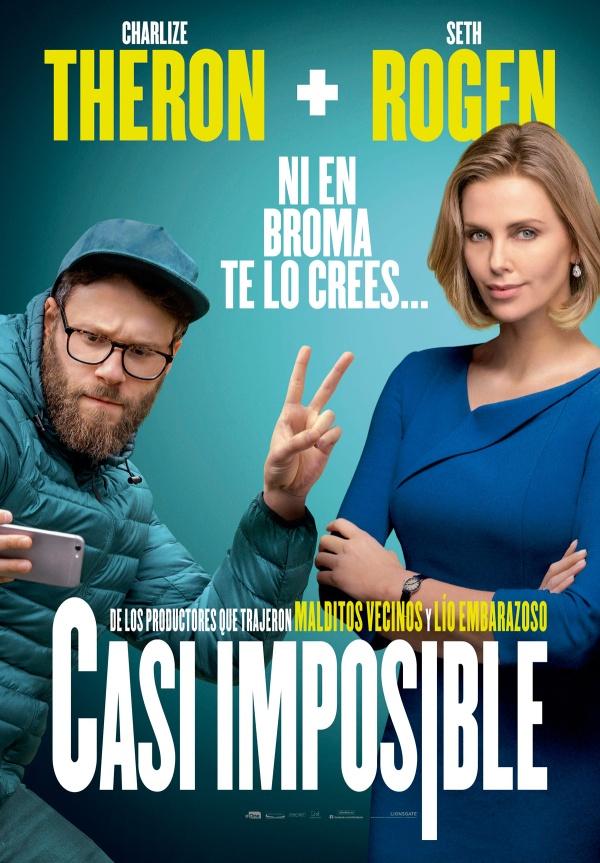 Imatge del cartell de la pel·lícula Casi imposible