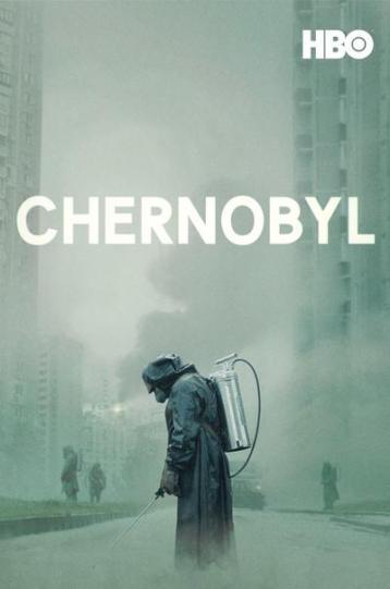 Imatge del cartell de la sèrie Chernobyl
