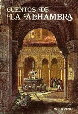Imatge de la portada del llibre Cuentos de la Alhambra