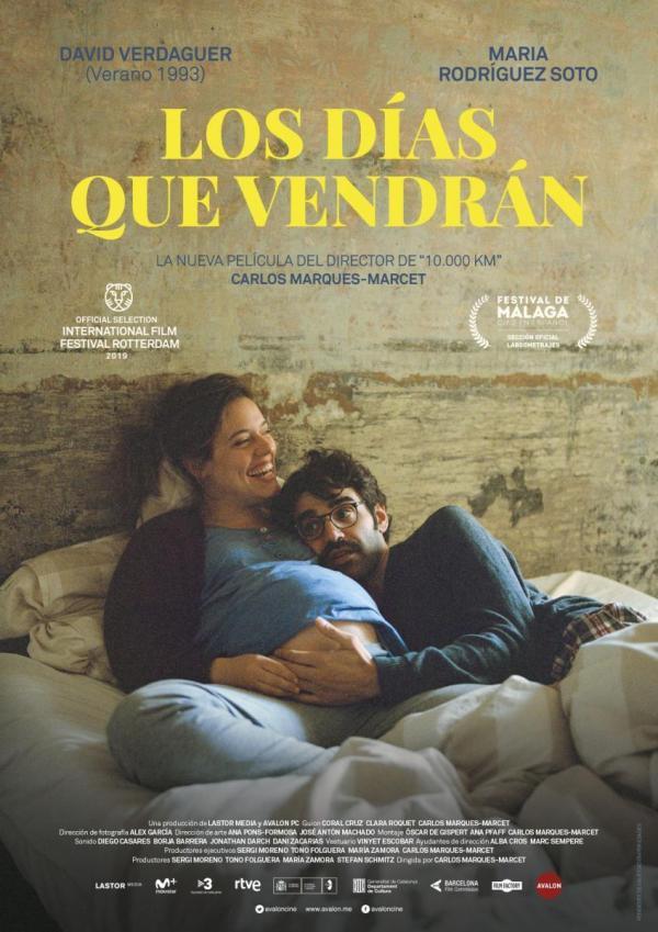 Imatge del cartell de la pel·lícula Los días que vendrán