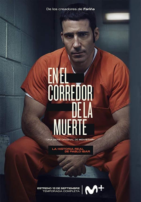 Imatge del cartell de la sèrie En el corredor de la muerte