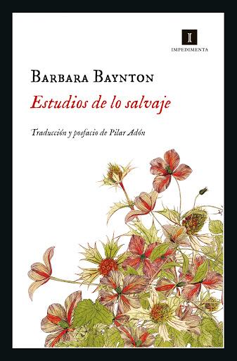 Portada de la novel·la Estudios de lo salvaje de Barbara Baynton