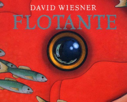 Imatge de la portada del llibre infantil Flotante
