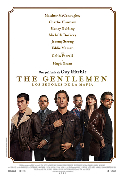 Imatge del cartell de la pel·lícula The Gentlemen