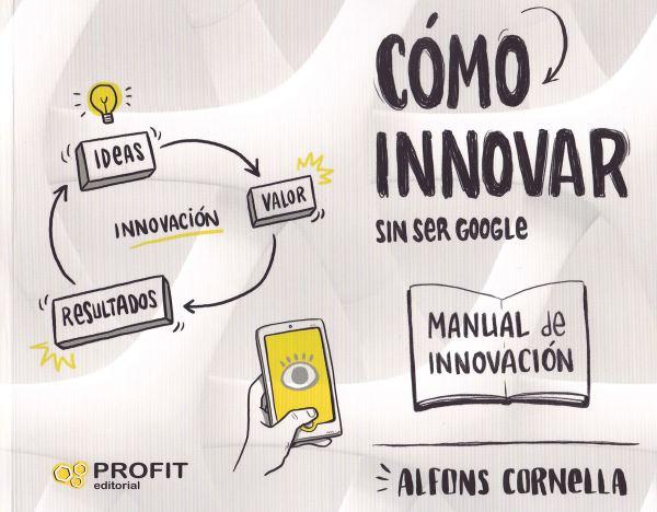 Imatge de la portada del llibre Cómo innovar