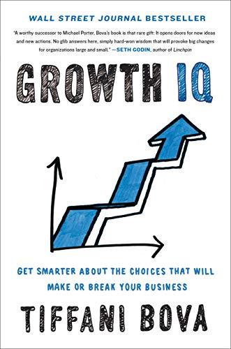 Imatge de la portada del llibre Growth IQ