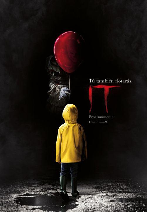 Imatge del cartell de la pel·lícula It