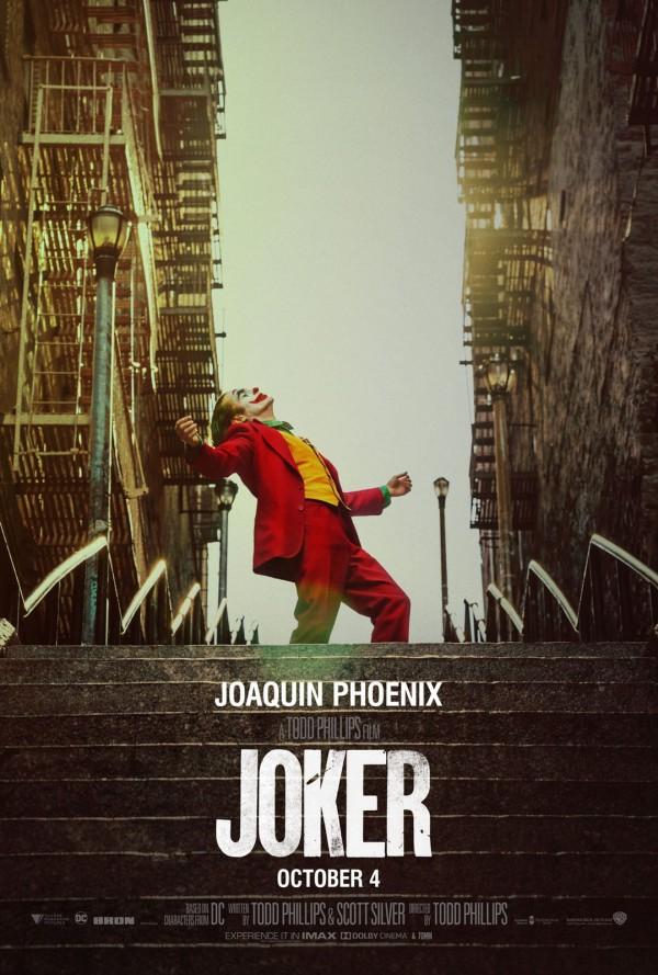 Imatge del cartell de la pel·lícula Joker
