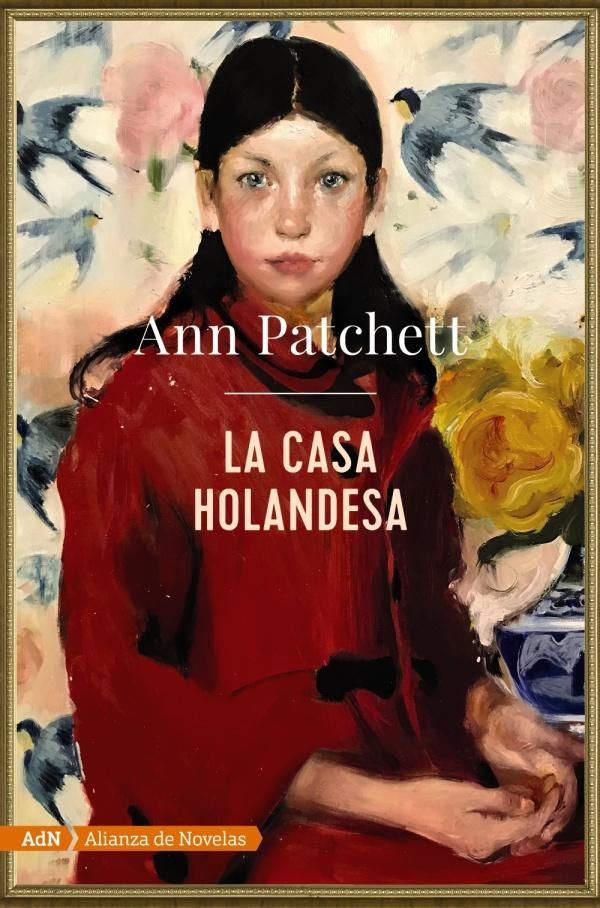 Portada de la novel·la La casa holandesa d'Ann Patchett