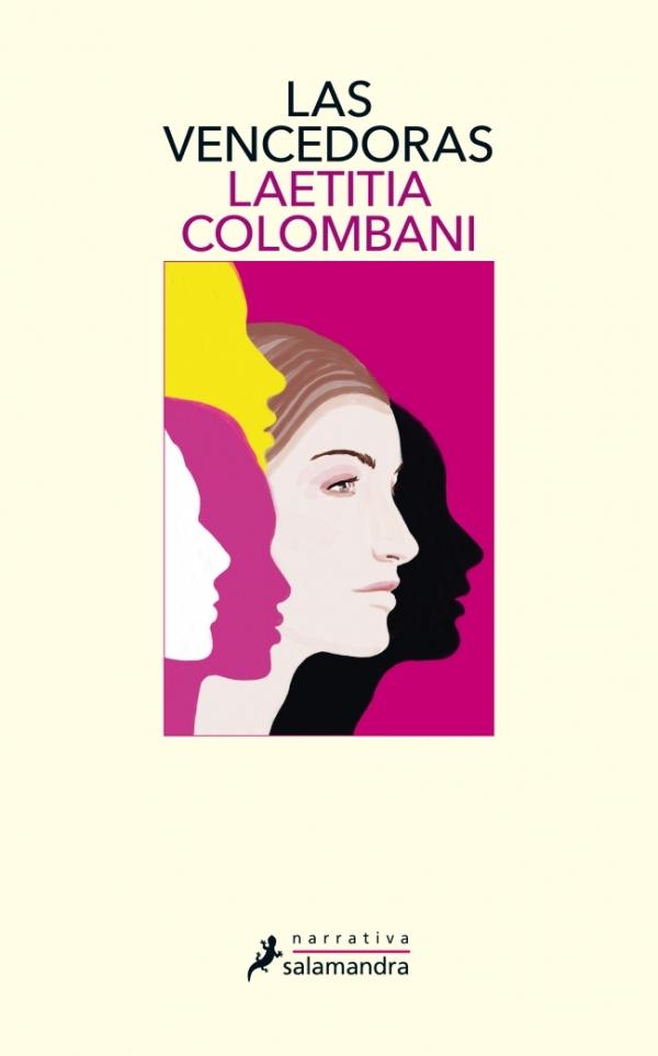 Portada de la novel·la Las vencedoras de Laetitia Colombani