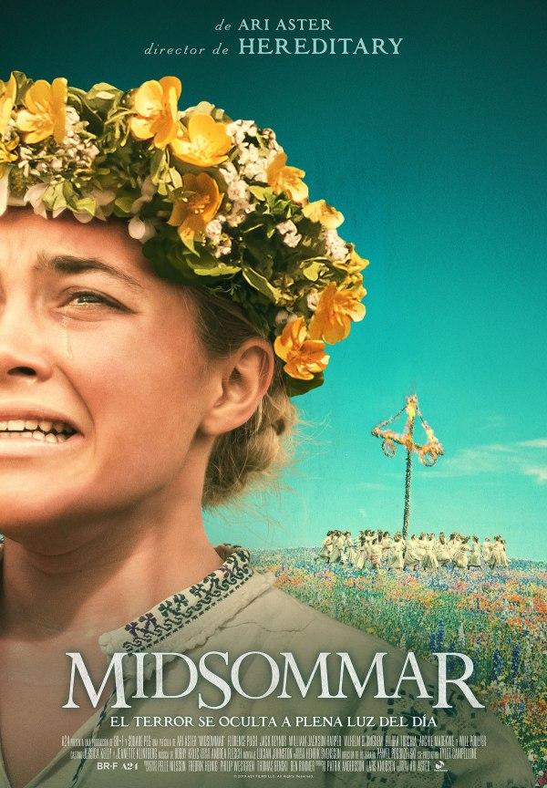 Imatge del cartell de la pel·lícula Midsommar