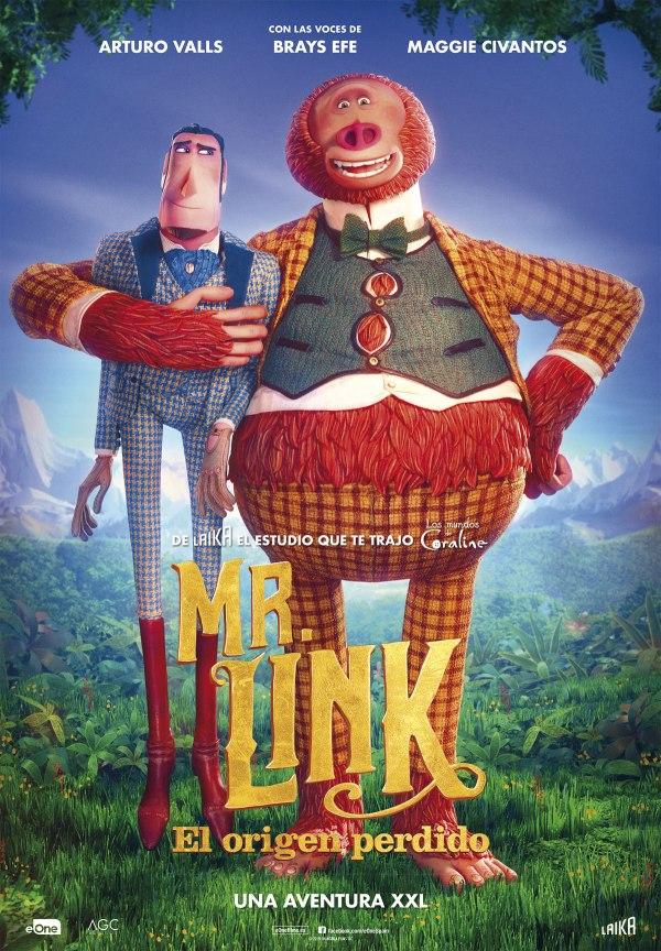 Imatge del cartell de la pel·lícula Mr.Link
