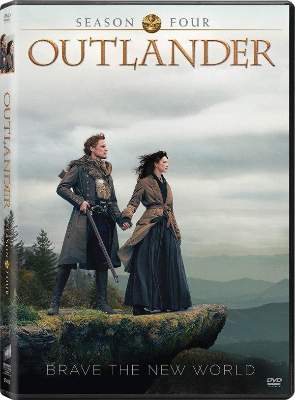 Imatge del cartell de la sèrie Outlander