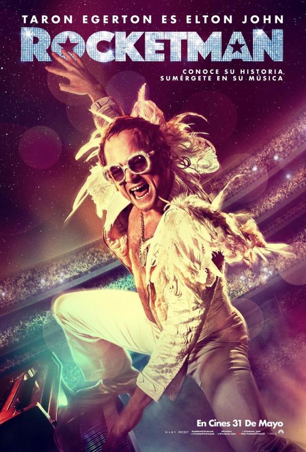Imatge del cartell de la pel·lícula Rocketman