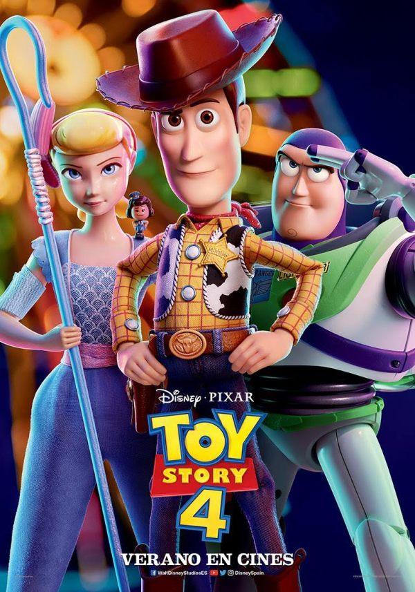 Imatge del cartell de la pel·lícula Toy Story 4