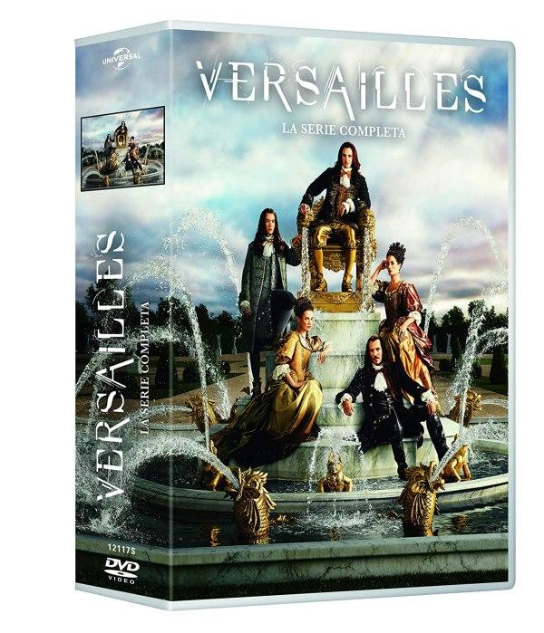 Imatge del cartell de la sèrie Versailles