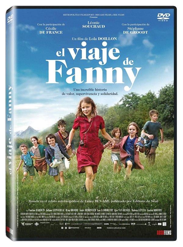 Imatge del cartell de la pel·lícula El viaje de Fanny