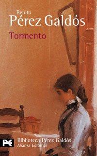 Portada del llibre Tormento de Benito Pérez Galdós