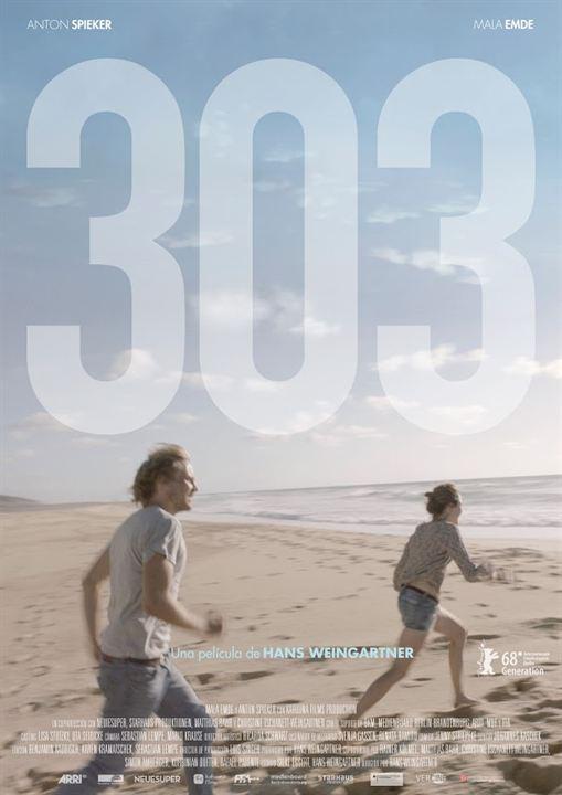Imatge del cartell de la pel·lícula 303